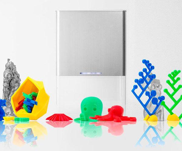 Buccaneer Impresora 3D