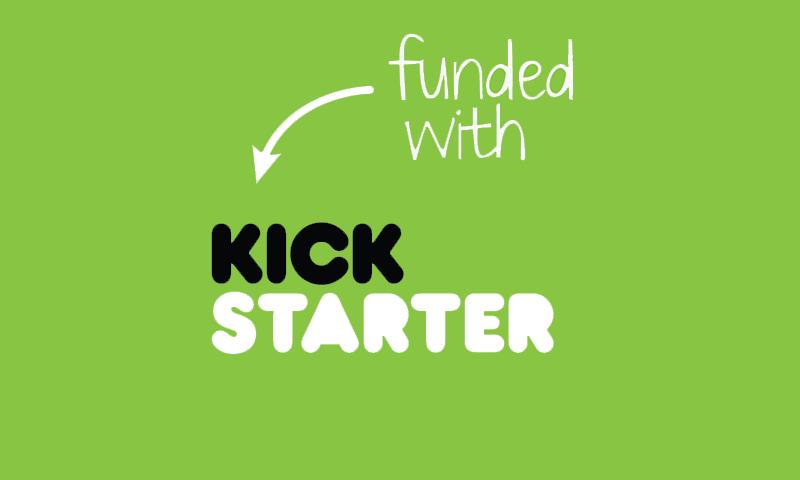 Éxito en Kickstarter
