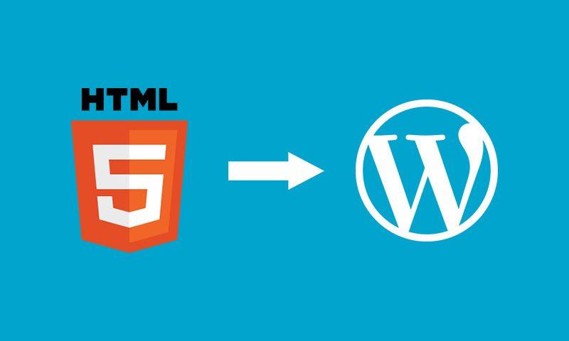Pasar de una Plantilla HTML a un Theme WordPress