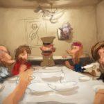 Reunión con la Familia de la Novia