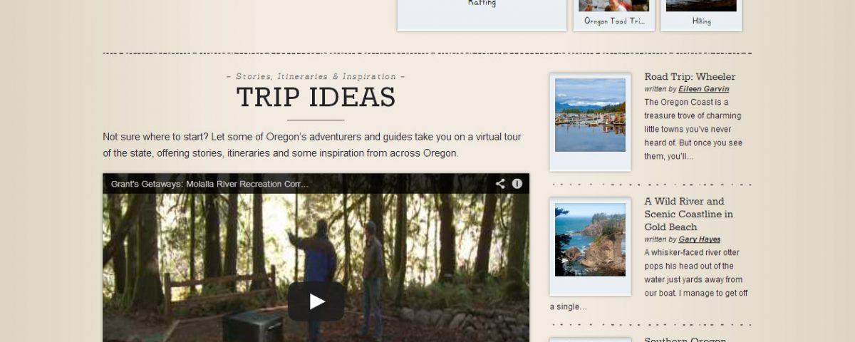 Travel Oregon