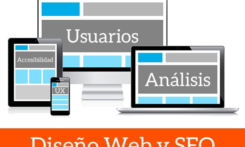 Diseño Web y SEO