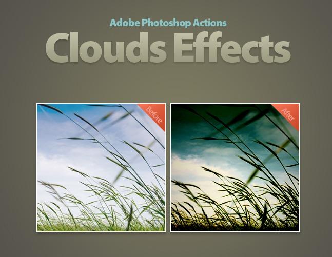 Efectos de Nubes