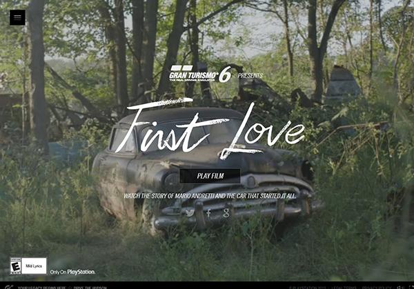 Gran Turismo First Love