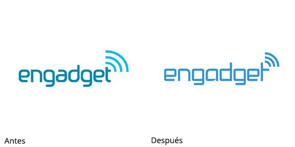 Rediseño de Engadget