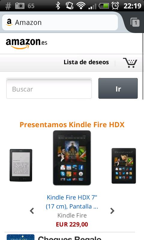 Portada de Amazon
