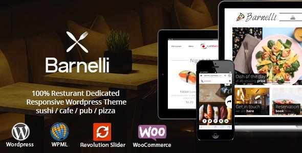 Tema WordPress Barnelli