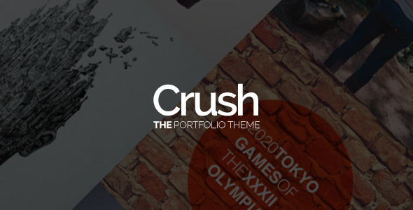 Tema WordPress Crush