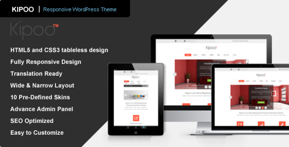 Tema WordPress Kipoo