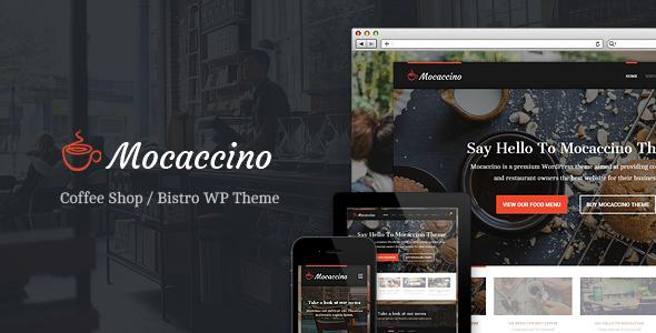 Tema WordPress Mocaccino