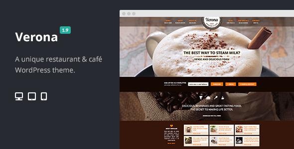 Tema WordPress Verona