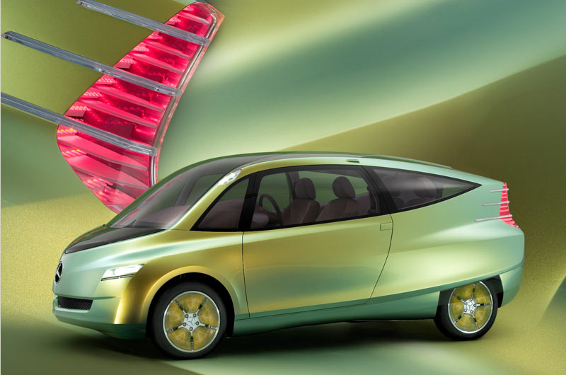 Mercedes Benz Bionic