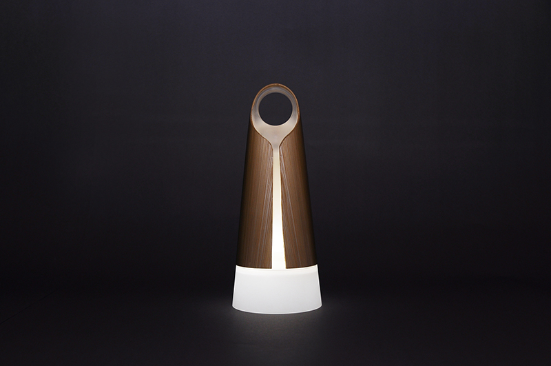 Linterna de Bambú