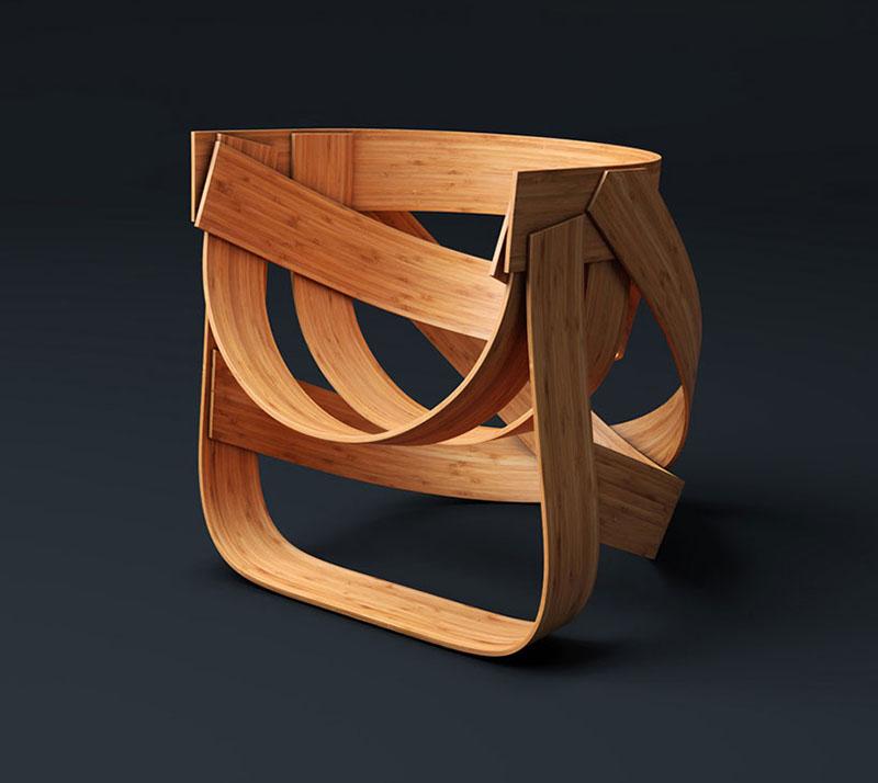 Silla Bambú