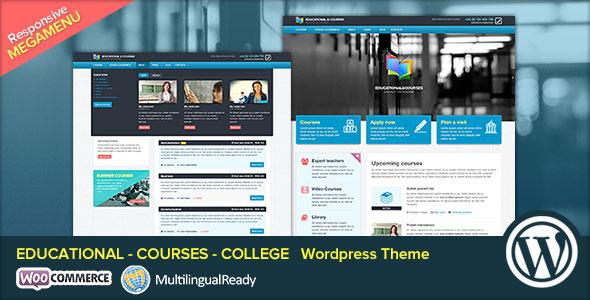 Tema WordPress EDU