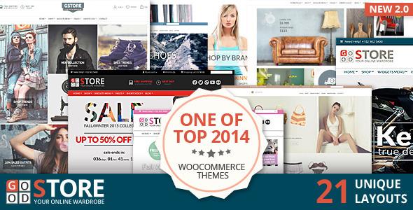 Tema WordPress GoodStore