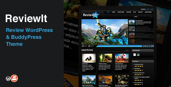 Tema WordPress Reviewlt