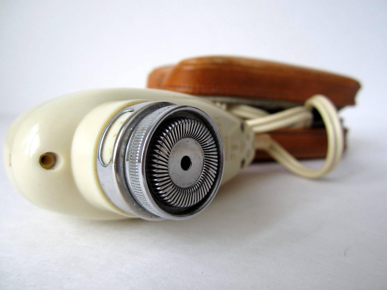 Afeitadora Huevo Philips de 1964