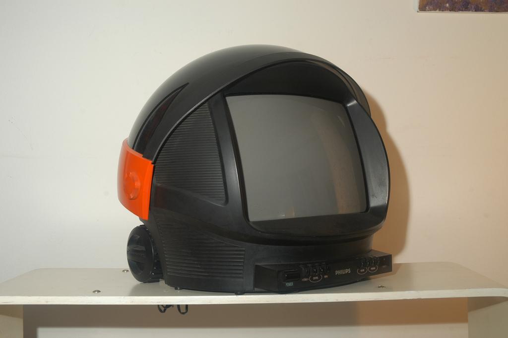 Discoverer Televisión de Philips (1980)