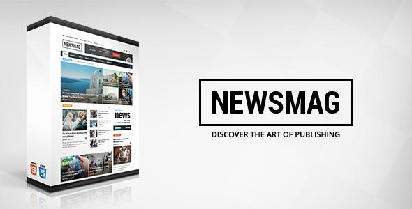 Tema WordPress Newsmag