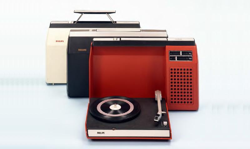 Tocadiscos Portátil 22 GF (1970)