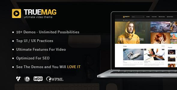 Tema WordPress TrueMag