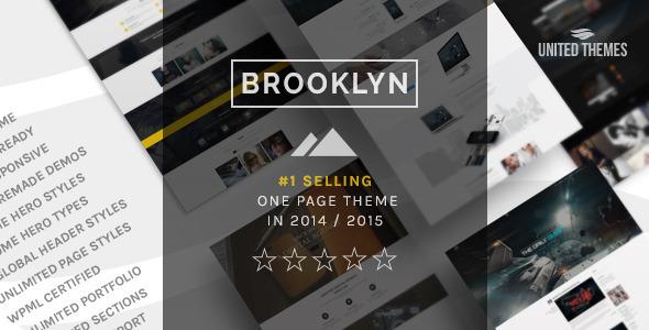 Tema WordPress Brooklyn