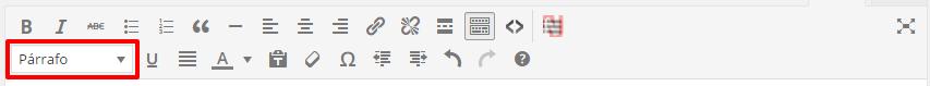 ¿Como Poner Encabezados en WordPress?