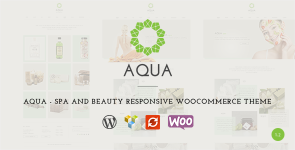 Tema WordPress Aqua