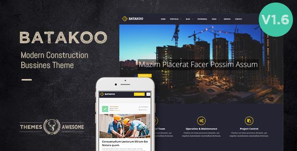 Tema WordPress Batakoo