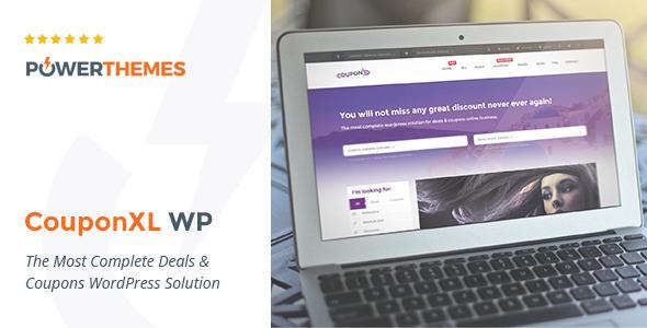 Tema WordPress CouponXL