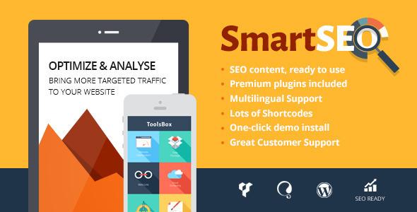 Tema WordPress SmartSEO