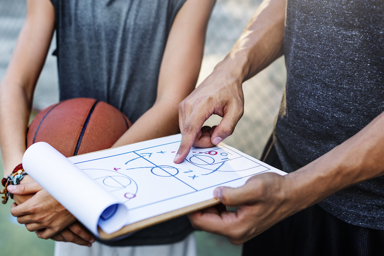 Sistemas de Baloncesto