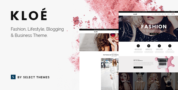 Tema WordPress Kloe