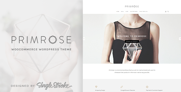 Tema WordPress Primrose