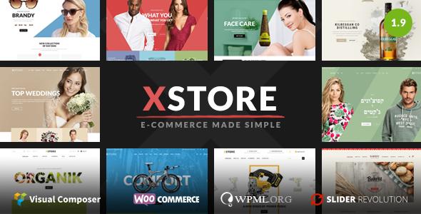 Tema WordPress XStore